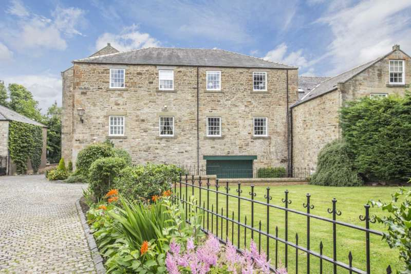 2 Bedrooms Apartment Flat for sale in Lintzford Mill, Rowlands Gill