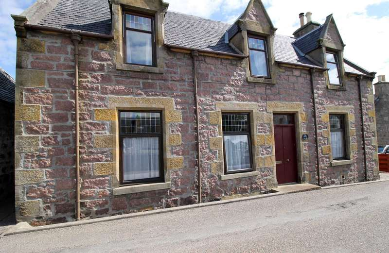 2 Bedrooms Detached House for sale in Manse Road, Auldearn, Nairn-shire