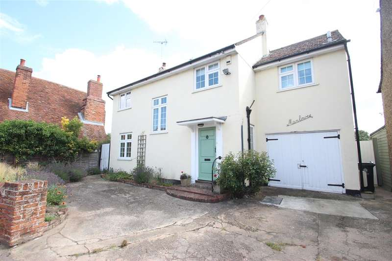 3 Bedrooms Detached House for sale in Spring Road, St. Osyth