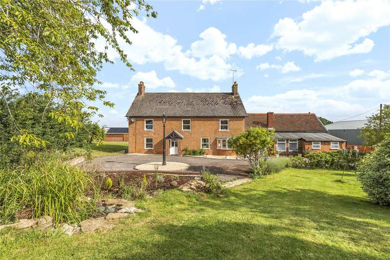 6 Bedrooms Detached House for sale in Vastern, Royal Wootton Bassett, Wiltshire, SN4