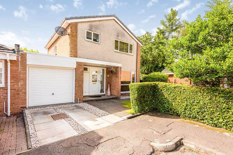 3 Bedrooms Detached House for sale in Newbattle Abbey Crescent, Dalkeith, EH22