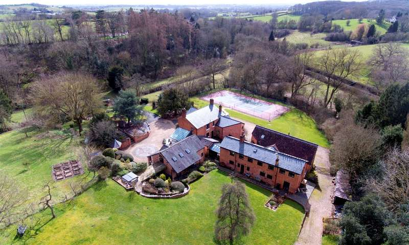 5 Bedrooms Property for sale in Rose Lane, Dodford, Bromsgrove, Worcestershire