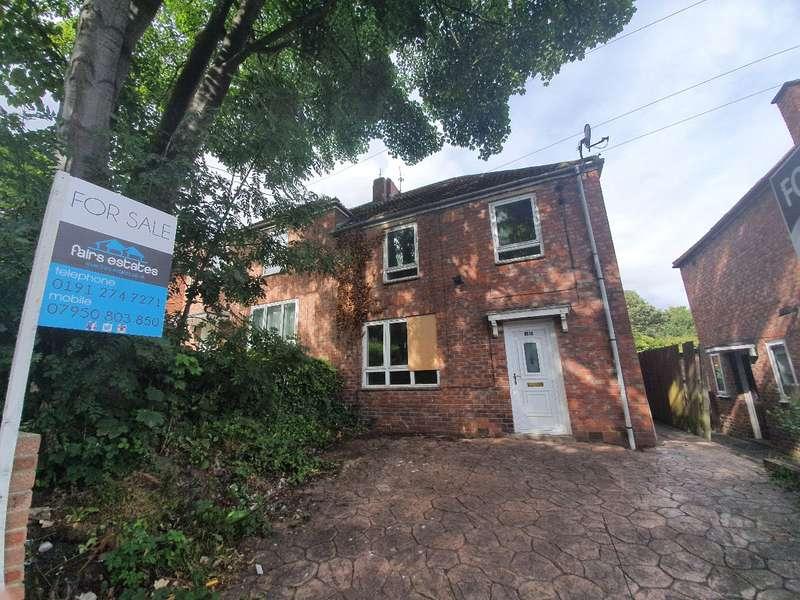 3 Bedrooms Semi Detached House for sale in Pendower Way, Pendower, Newcastle upon Tyne