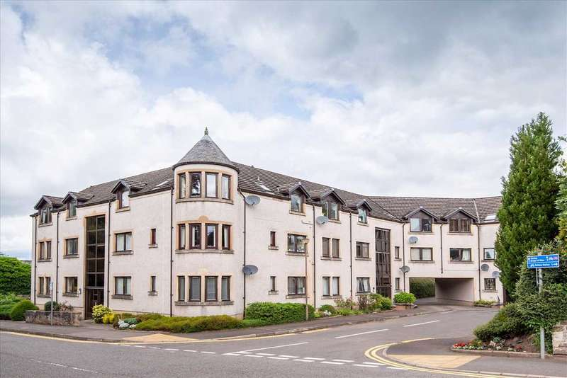 2 Bedrooms Apartment Flat for sale in St. Marys Court, Dunblane