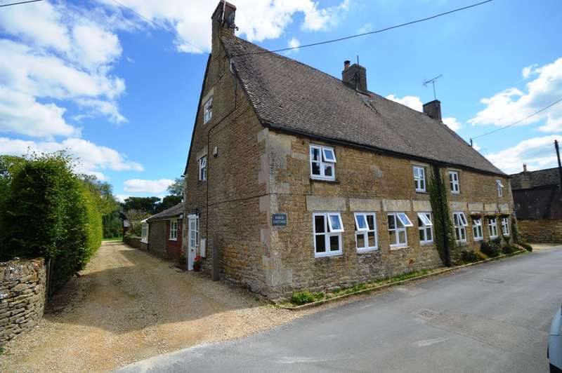 4 Bedrooms Cottage House for sale in Forge Cottage, Cerney Wick