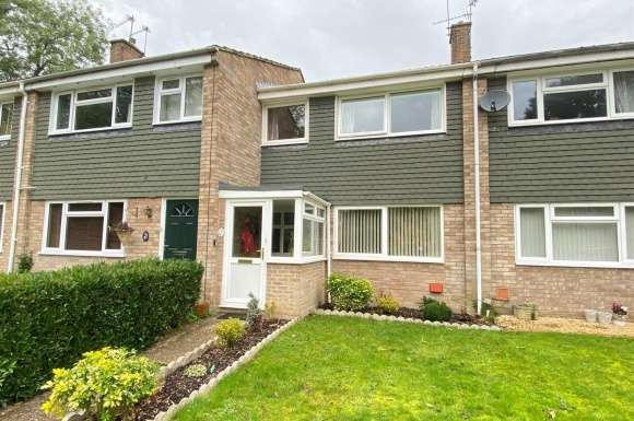 3 Bedrooms Terraced House for sale in Douro Close, Baughurst, Tadley