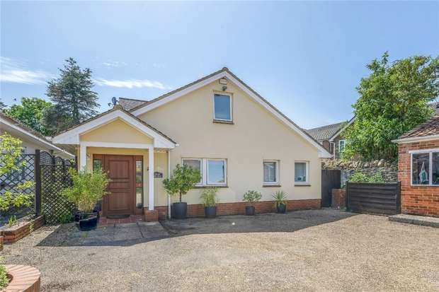 3 Bedrooms Chalet House for sale in High Street, Sharnbrook, Bedford