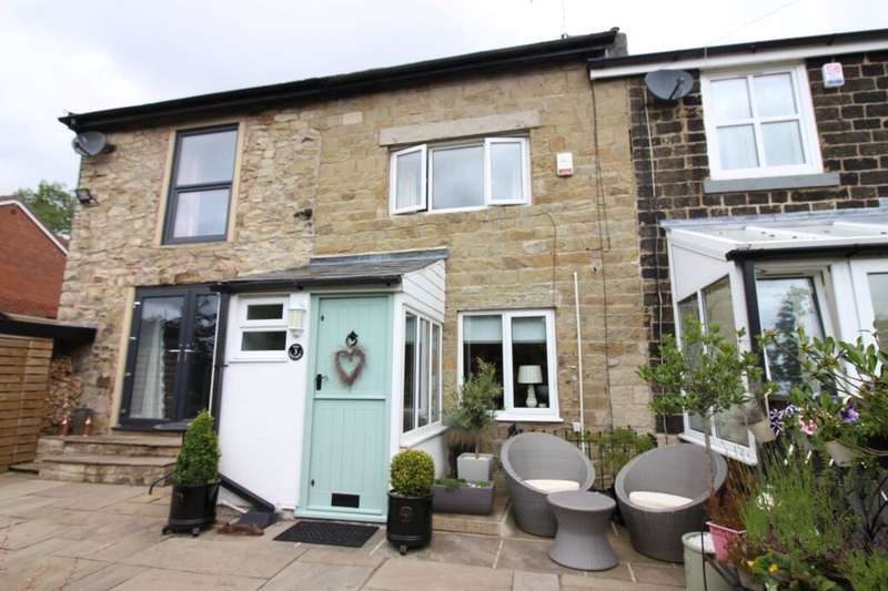 1 Bedroom Property for sale in Ivy St. Holcombe Brook Ivy Street, Ramsbottom, Bury, BL0
