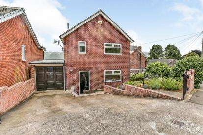 3 Bedrooms Detached House for sale in Rodney Hill, Loxley, Sheffield, South Yorkshire