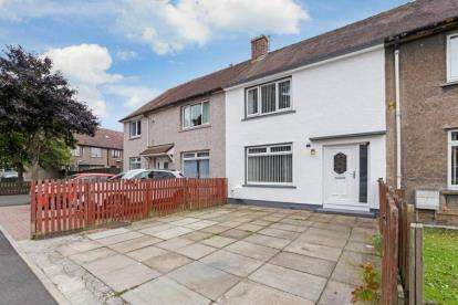 3 Bedrooms Terraced House for sale in Wallace Place, Fallin