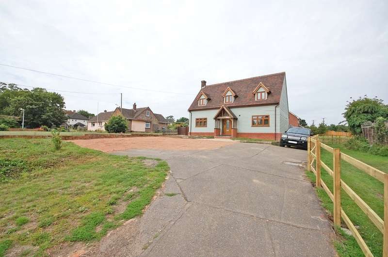 3 Bedrooms Detached House for sale in Shalford Road, Rayne, Braintree, CM77