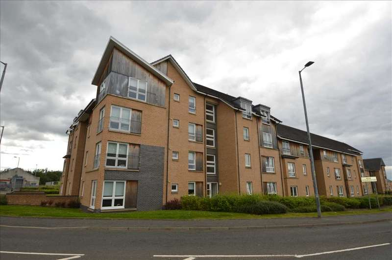 2 Bedrooms Apartment Flat for sale in Roxburgh Court, Motherwell