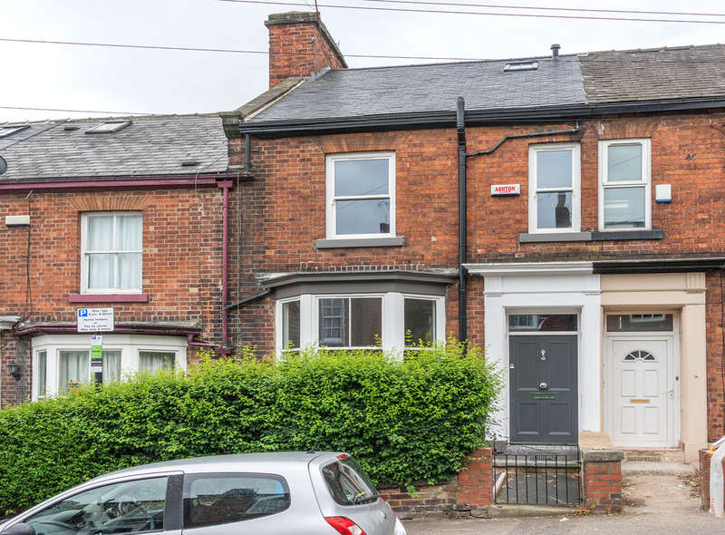 4 Bedrooms Terraced House for sale in College Street, Broomhill