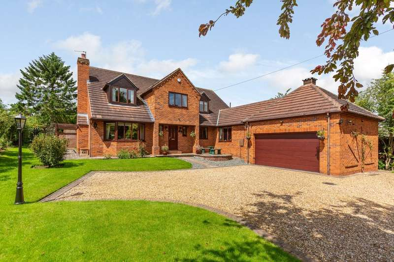 5 Bedrooms Detached House for sale in Field Lane, Aberford, LS25 3AE