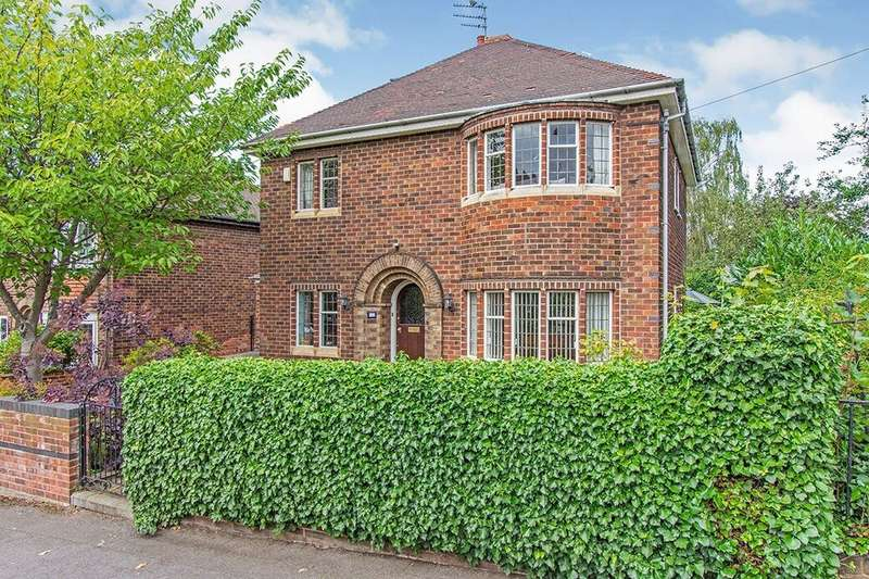 4 Bedrooms Detached House for sale in Rectory Gardens, Doncaster, DN1