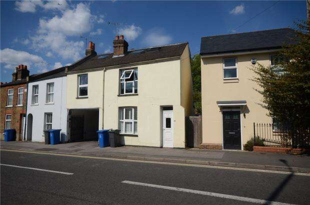 4 Bedrooms Semi Detached House for sale in Alma Road, Windsor, Berkshire