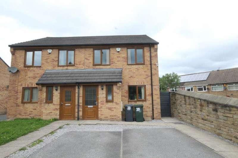3 Bedrooms Semi Detached House for sale in Lorne Street, Bradford