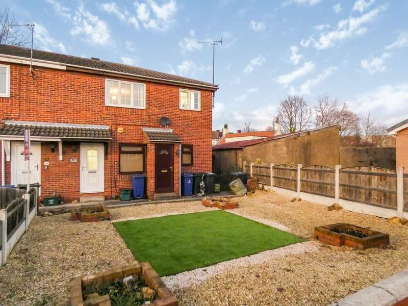 2 Bedrooms Flat for sale in New Street, Doncaster, South Yorkshire, DN5