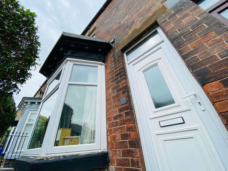 3 Bedrooms Terraced House for sale in Northfield Road, Sheffield, South Yorkshire, S10
