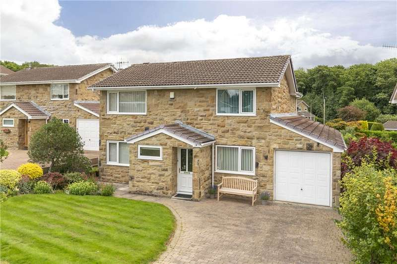 4 Bedrooms Detached House for sale in Riverside Crescent, Otley, West Yorkshire