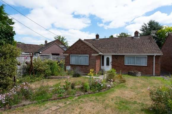 3 Bedrooms Property for sale in Cavalier Road, Old Basing, Basingstoke