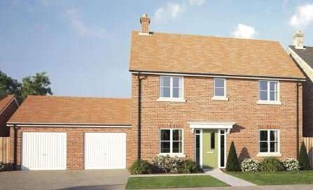 4 Bedrooms Detached House for sale in Westbere Edge, Bredlands Lane, Westbere, Canterbury, CT2
