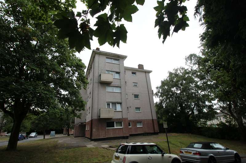 2 Bedrooms Maisonette Flat for sale in Birch Close, Southampton, Hampshire, SO16