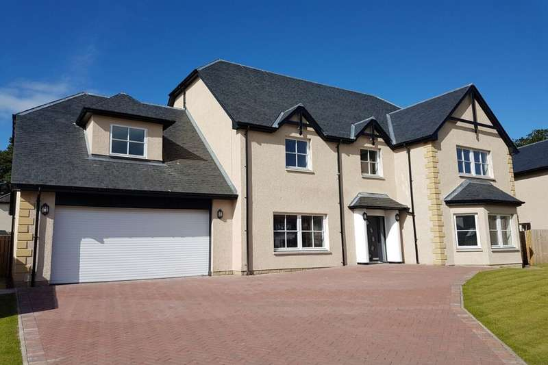 6 Bedrooms Detached House for sale in Druids Park, Murthly, Perth, PH1