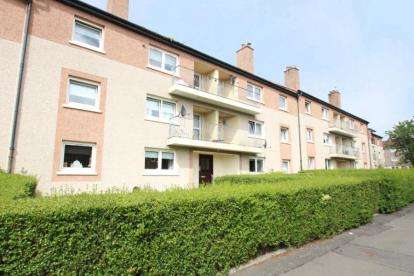 2 Bedrooms Flat for sale in Harrow Place, Drumchapel, Glasgow