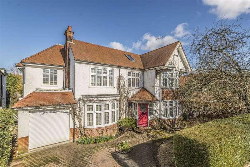 6 Bedrooms Detached House for sale in Grimsdyke Crescent, Barnet, Hertfordshire