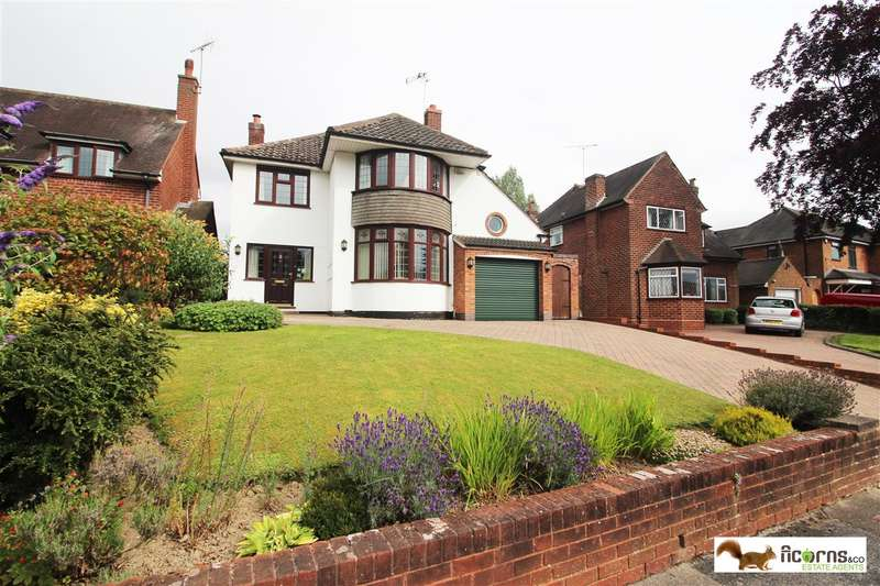 5 Bedrooms Detached House for sale in Cornwall Road, Walsall