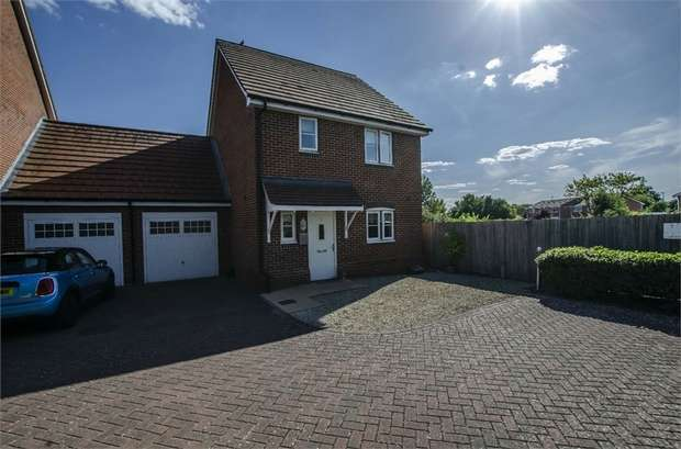 3 Bedrooms Detached House for sale in Cherrywood Gardens, Fair Oak, EASTLEIGH, Hampshire