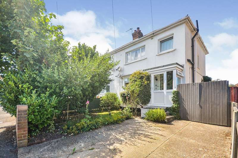 3 Bedrooms Semi Detached House for sale in Forelands Square, Deal, Kent, CT14