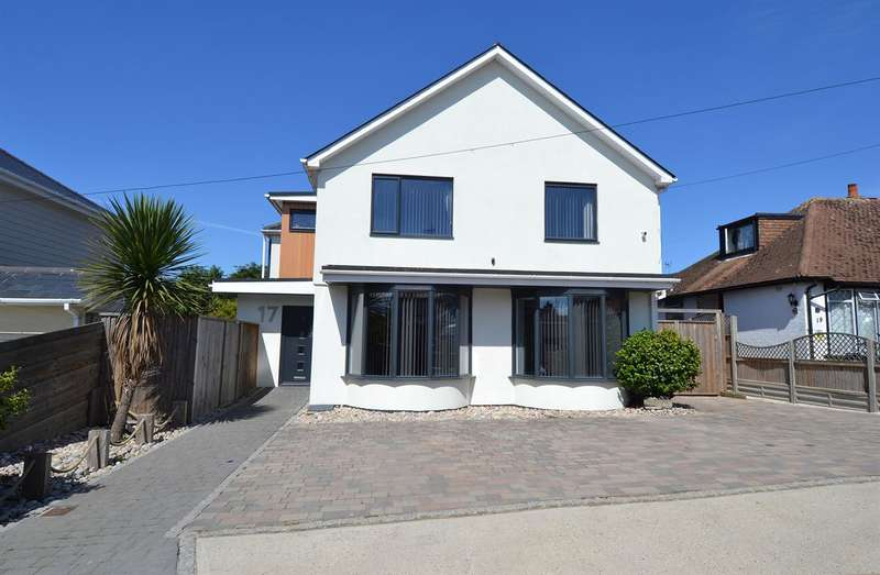 4 Bedrooms Detached House for sale in Thurston Park, Whitstable