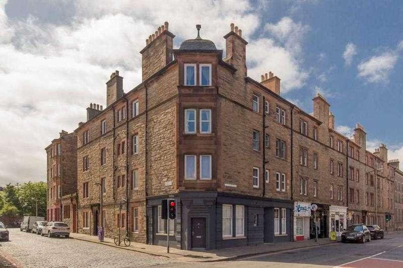 2 Bedrooms Apartment Flat for sale in Hermand Crescent, Edinburgh