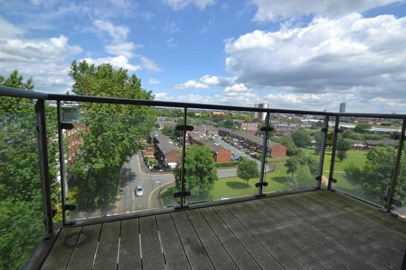 2 Bedrooms Apartment Flat for sale in XQ7, Taylorson Street South, Salford