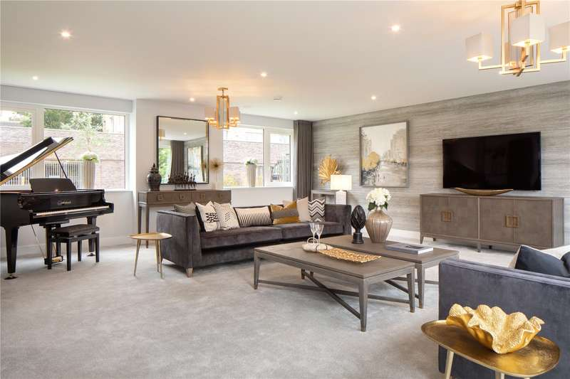5 Bedrooms Detached House for sale in Ridgeway Views, The Ridgeway, Mill Hill, London, NW7