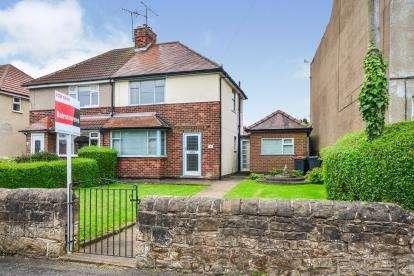 2 Bedrooms Semi Detached House for sale in Pleasley Road, Skegby, Sutton-in-Ashfield