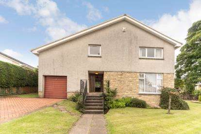 4 Bedrooms Detached House for sale in Orchard Grove, Kilmacolm