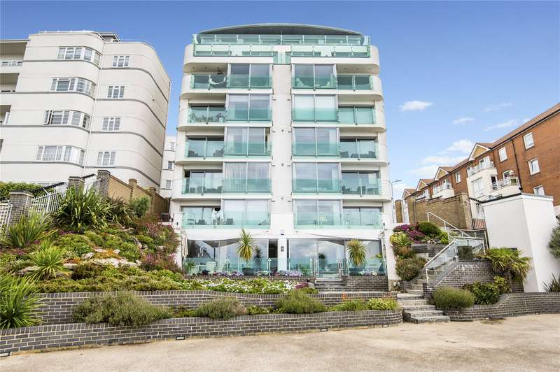 3 Bedrooms Penthouse Flat for sale in Crowstone Court, 50 Holland Road, Westcliff-on-Sea, Essex, SS0