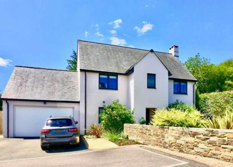4 Bedrooms Detached House for sale in Higher Moor, Avonwick