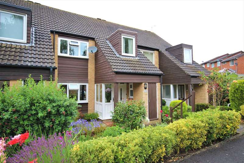 3 Bedrooms Terraced House for sale in Haywood, Bracknell