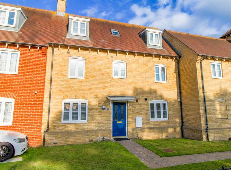 5 Bedrooms Town House for sale in Berechurch Road, Colchester