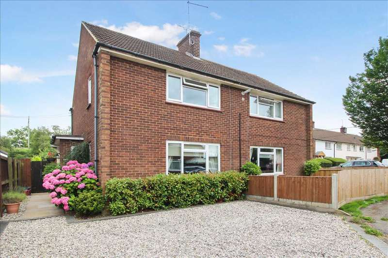2 Bedrooms Semi Detached House for sale in Mountney Close, Ingatestone