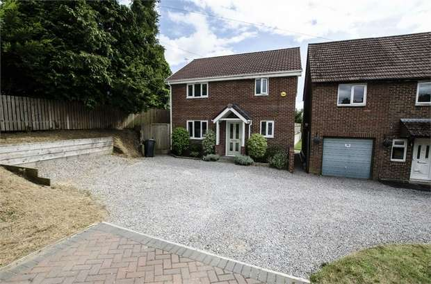 3 Bedrooms Detached House for sale in East Drive, Old Bishopstoke, EASTLEIGH, Hampshire