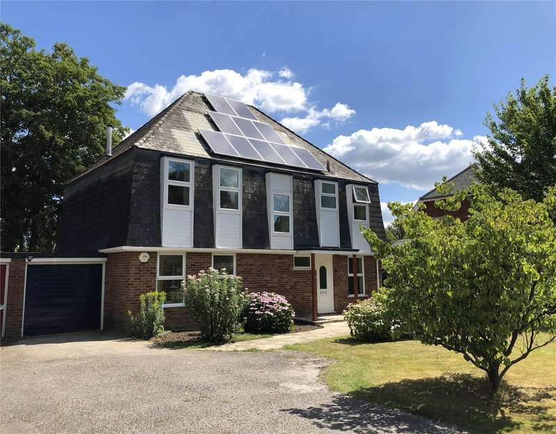 4 Bedrooms Detached House for sale in The Harrage, Romsey, Hampshire, SO51