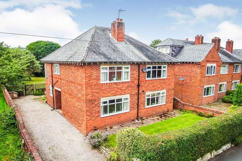 4 Bedrooms Detached House for sale in Queens Road, Oswestry, Shropshire, SY11