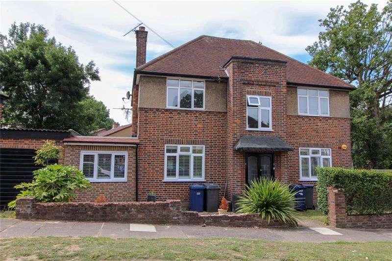 2 Bedrooms Maisonette Flat for sale in The Croft, High Barnet, Hertfordshire, EN5