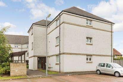 2 Bedrooms Flat for sale in Scott Place, Bellshill