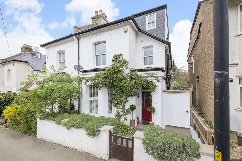 4 Bedrooms House for sale in Colby Road, Upper Norwood